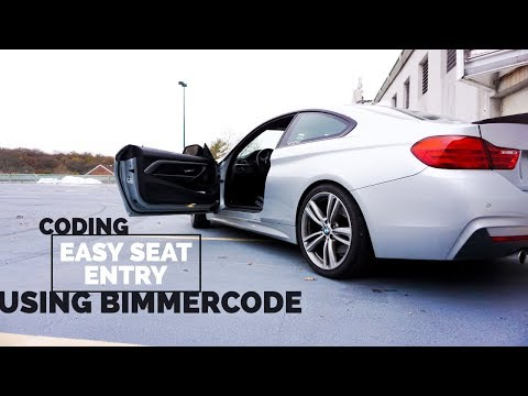 Coding Easy Seat Entry With BIMMERCODE - PakVim net HD