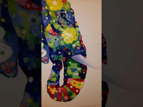 Xxx Mp4 Elefant 190×160cm Oil Painting Canvas Tetiana Kalinovska 3gp Sex