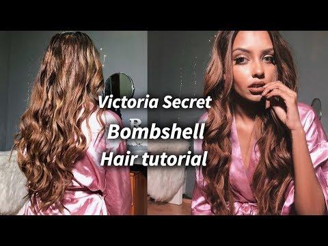 VICTORIA SECRET WAVES ♡ Hair tutorial