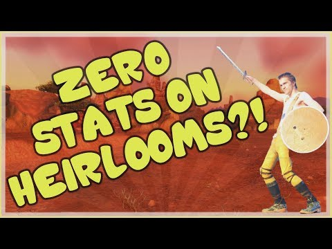 Zero Stats 0.o - Testing the New WoW Leveling - Leveling Series #1
