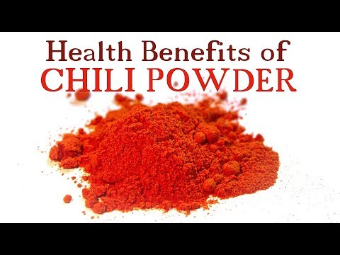 Top 5 Amazing Health Benefits of Chili Powder | How To Improve Your Health