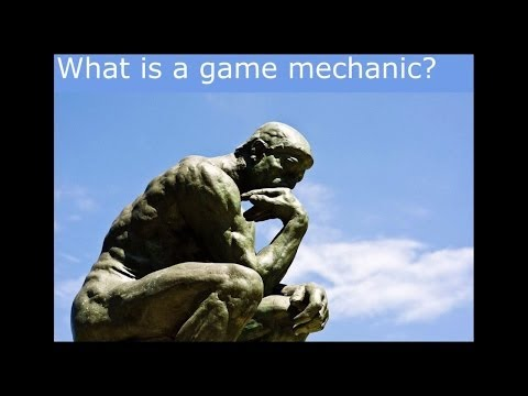Mastering Game Mechanics