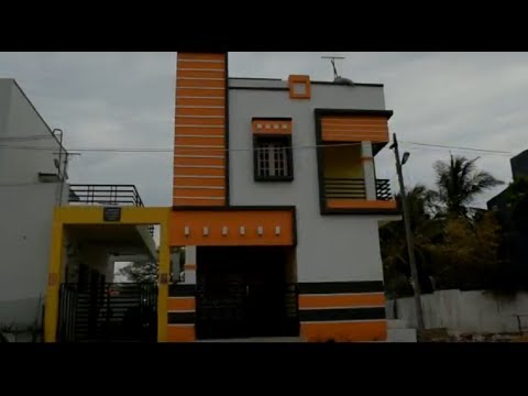 Independent Ready to Occupy 2bhk Duplex  house  with Modular Kitchen for sale, Cell - 9042279132