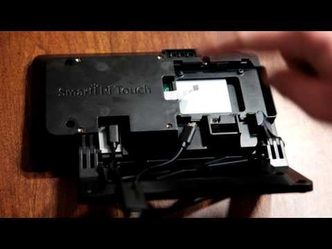 Raspberry Pi 3 Full System with Touchscreen in Case