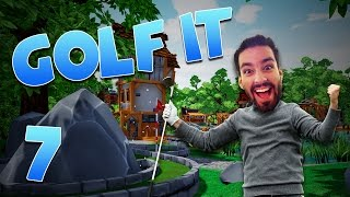 Just Fly Over Everything! (Golf It #7)