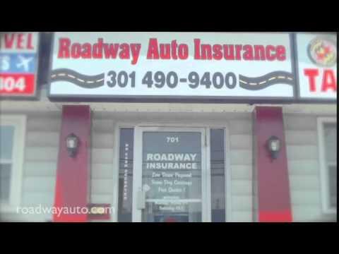 Roadway Insurance | Auto Insurance | Tags and Title | Maryland | Washington DC