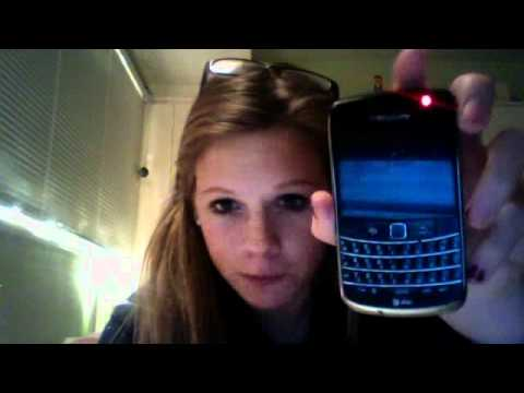 Blackberry Bold Screen Problem