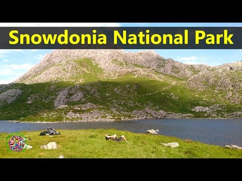 Best Tourist Attractions Places To Travel In UK-England | Snowdonia National Park Destination Spot