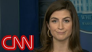 White House bans CNN reporter from event for 'inappropriate' questions