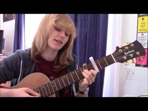 How to play Do You Want to Build a Snowman? (Frozen) acoustic guitar lesson