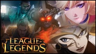 Download [MAD/AMV] -Rightfully [League of Legends] Video