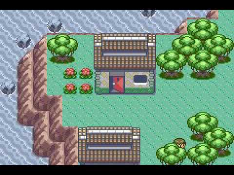 Pokemon Ruby/Sapphire/Emerald Guide - HOW TO GET HM08 DIVE!