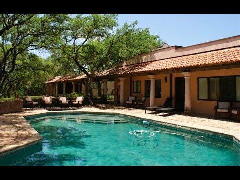Hill Country Premier Lodging -- Casa Cantera -- Wimberley, TX