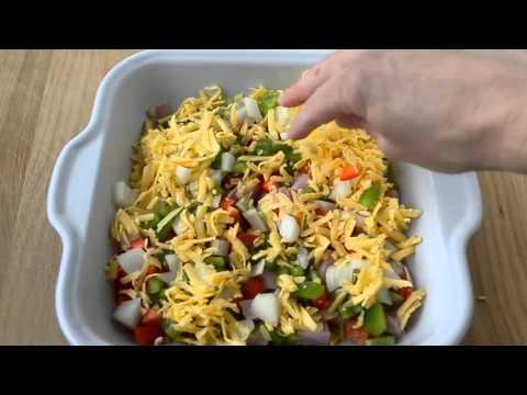 Baked Denver Omelet Casserole Recipe