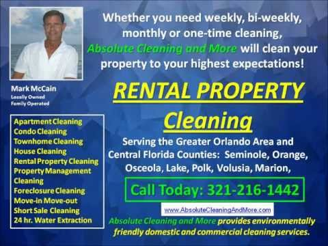 A-Z High-Rise Condo Cleaning 321-216-1442 Orlando.