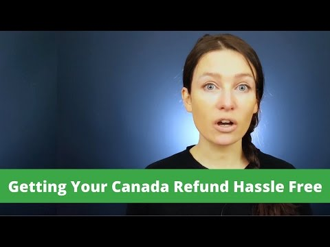 How to Maximise your Canadian Tax Refund
