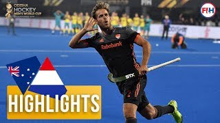 Australia v Netherlands | Odisha Mens Hockey World Cup Bhubaneswar 2018 | HIGHLIGHTS