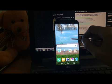 remove FRP lock on LG Stylo 3 LTE TracFone,all LG android Nougat 7.0 with box,pc,cable