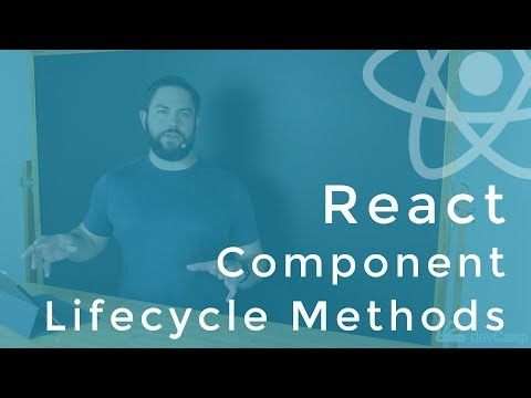 Easy Way to Understand React's Component Lifecycle Methods