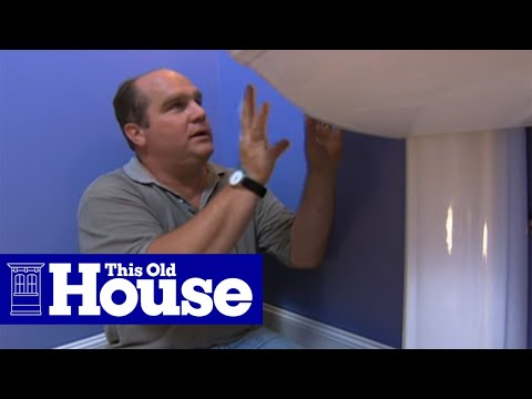 How to Replace a Pedestal Sink Pop-Up Assembly - This Old House