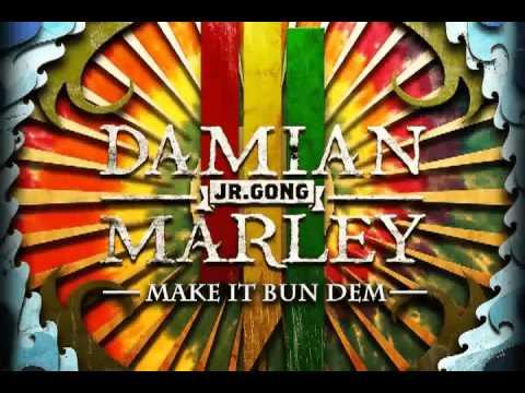 Skrillex ft Damian 'Jr Gong' Marley -  'Make It Bun Dem' [Audio] Reggae&Dubstep