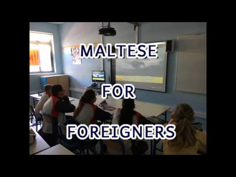 Maltese for Foreigners 2017 - 2018