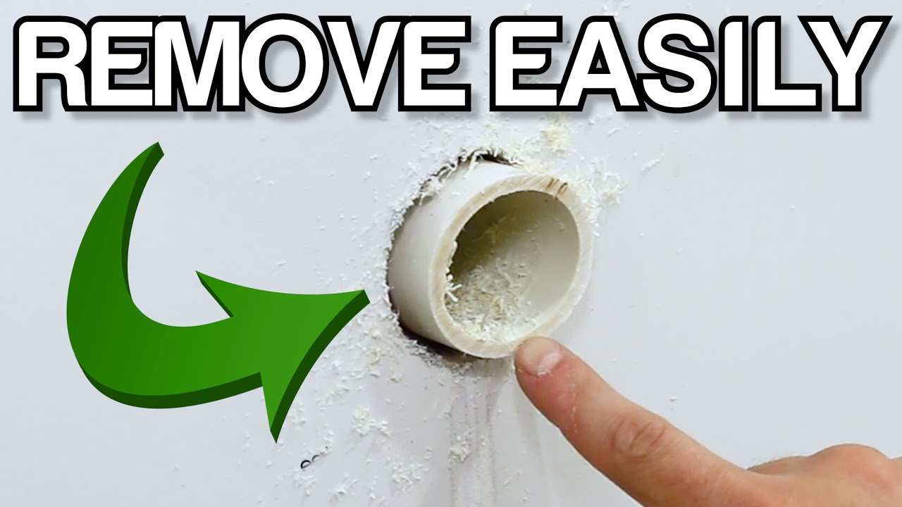 4 GENIUS Ways To Remove Glued PVC Fittings | GOT2LEARN