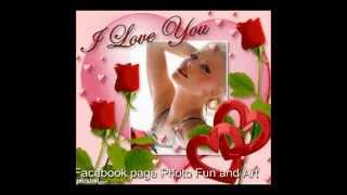 IMIKIMI Animated I LOVE YOU Photo Frames by Photo Fun and Art