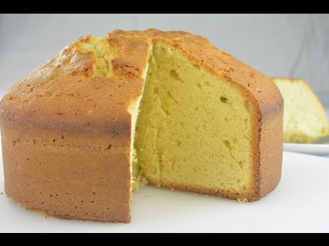 Nigerian Cake recipe (Pound Cake) - Chef Lola's Kitchen