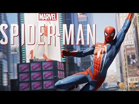 Spider-Man PS4 RELEASE DATE! - NEW GAMEPLAY, NEW SKINS, AND MORE!