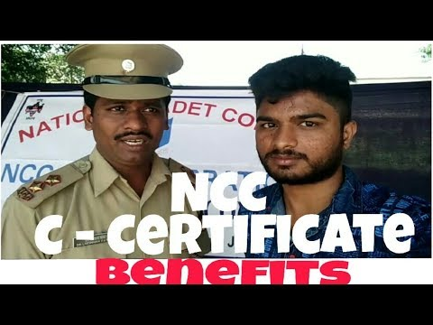 NCC C Certificate , B Certificate Benefits , Join NCC