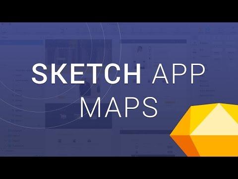 Sketch App Plugin: Beautiful Maps Generator