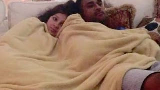 MS Dhoni With Wife Sakhi Dhoni Crazy Love Birds Video Leaked
