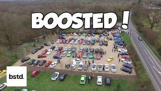 Boosted UK Supercar meet in Aylesbury