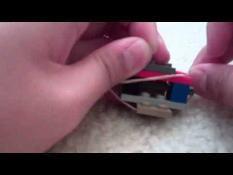 How To Make a Lego Pocket Gun