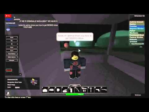 Roblox how to get 500000 robux for free