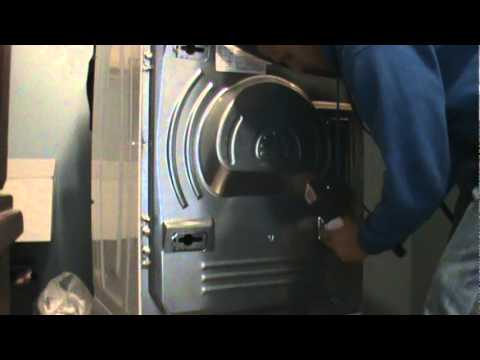 How to Replace Front Load Washer Belt   www.goodappliancesuperstore.com