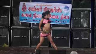Tamil glamour dance program 2017