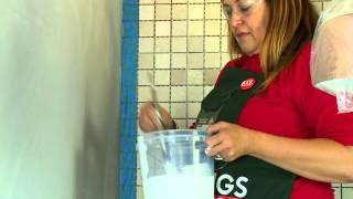 How To Paint A Bathroom - DIY At Bunnings