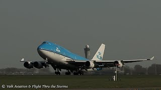 Last Flight of Captain Jay Pandaleon @ KLM