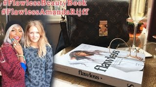 VLOG 31: MUA at special event + meet celebrity nails artist + FLAWLESS book launch