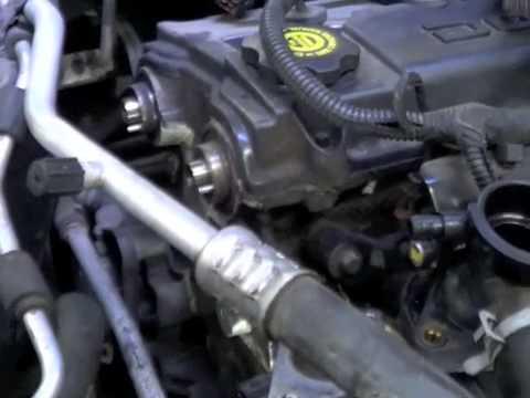 2004 Chrysler Sebring Timing Belt Water Pump Before 90K 2.4 DOHC Denver