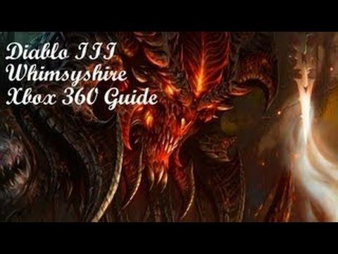 Diablo 3 Whimsyshire Guide Xbox 360