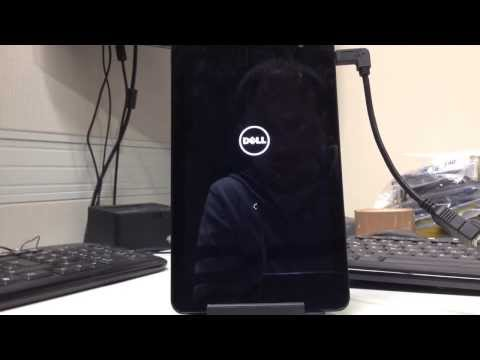 How To: Dell Venue 8 Pro Acronis 2014 Boot