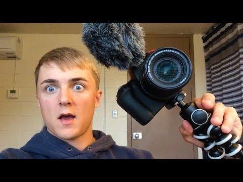 I got a NEW Camera? Canon SL2