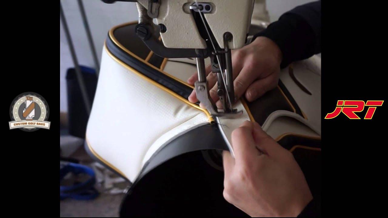 JRT Custom Golf Bags UK - VIP Pro Am Tour Tour Bag