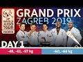 Judo Grand Prix Zagreb 2019 Day 1