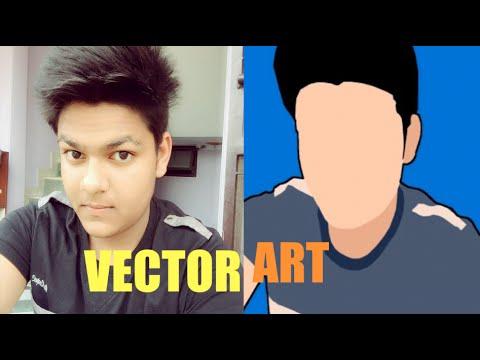 How To Create Vector Art Easily GIMP Tutorial.