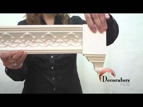 AA019 Crown Moulding & E3014 Corners
