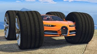 ULTIMATE SUPERCAR MOD! (GTA 5 Mods)